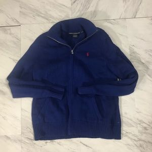 Polo by Ralph Lauren zip up